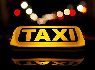 Nacht taxi Veenendaal