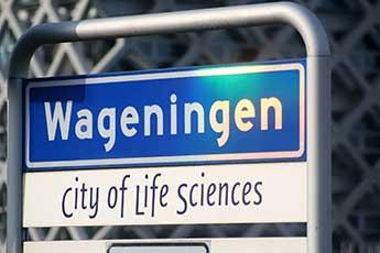 Taxi Wageningen Universiteit (WUR)